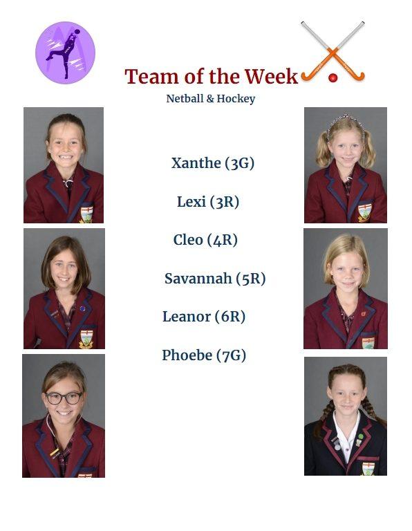 team of the week 100120